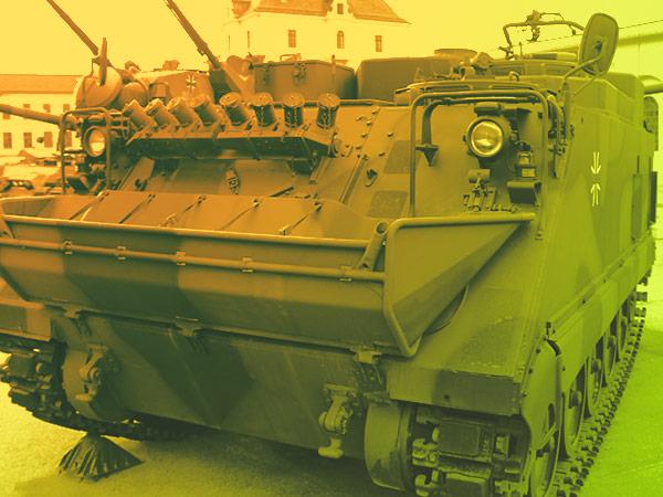 Tarnanstrich & RAL F9 Farben der Bundeswehr