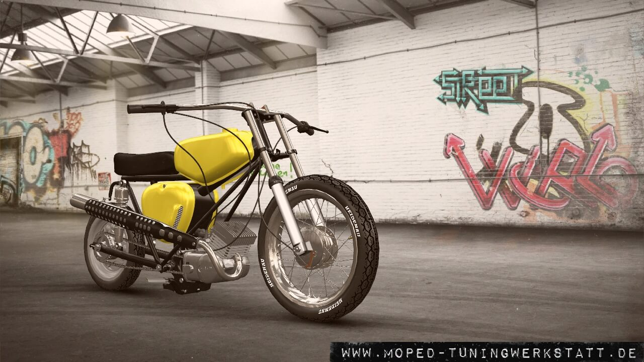 Limbo Moped