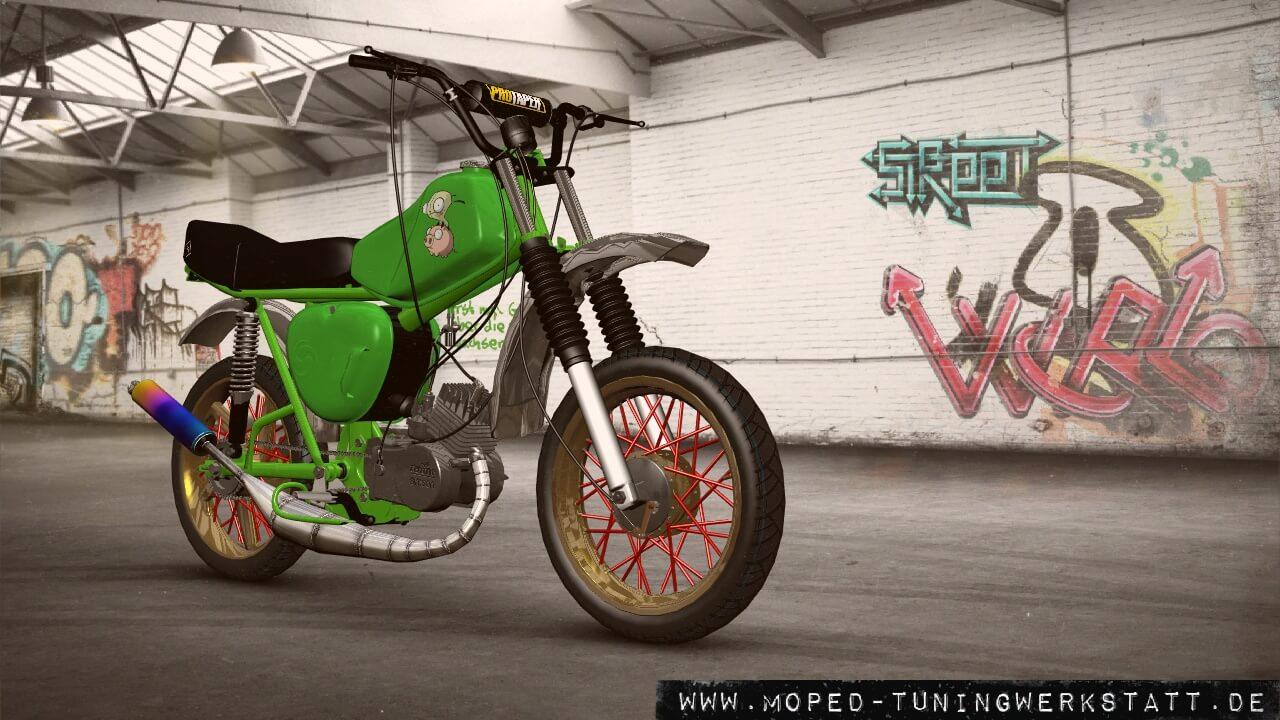 S50 Green Hornet