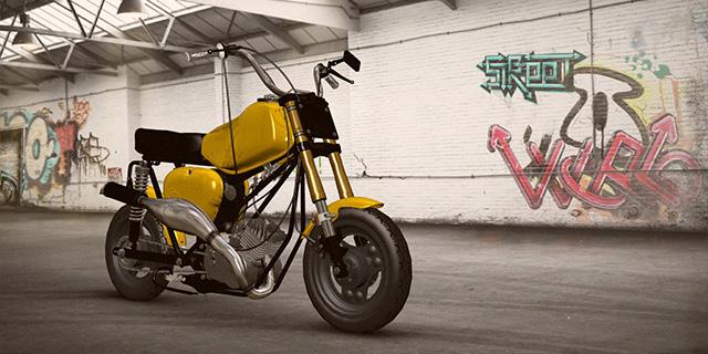 S50 Pitbike