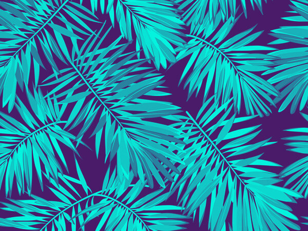 6 knallige Farben & Muster für den Strand-Ausflug. Dschungel-Look, Retro-Flower, Ananas...